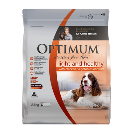 Optimum Lite & Healthy.....from