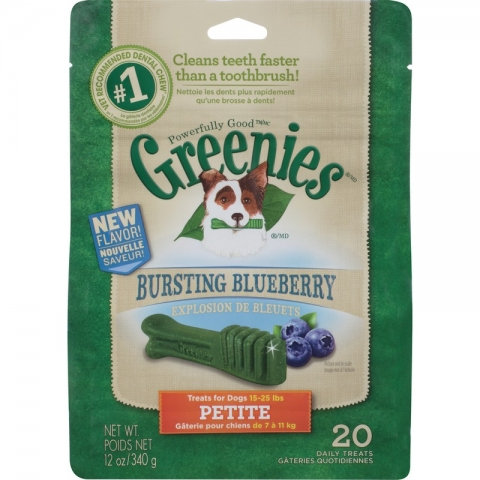 Greenies Treats 340g - Petite