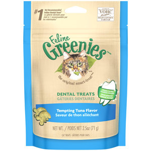 Greenies Feline Treats 71g