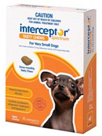 Interceptor Brown (0 - 4kg).....from