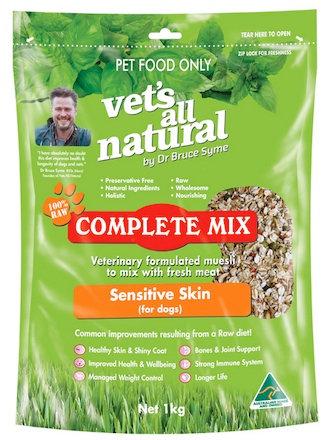 VAN Complete Mix Sensitive Skin 1kg