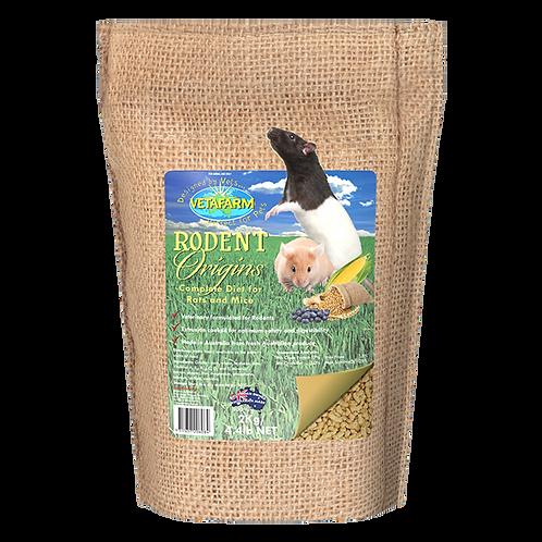 Vetafarm Rodent Origins 2kg