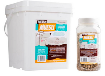 Big Dog Muesli.....from