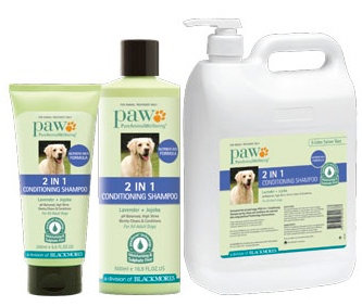 PAW 2 in 1 Conditioning Shampoo.....from