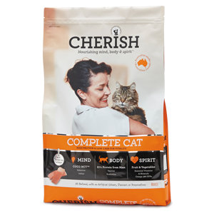 Cherish Complete Cat.....from