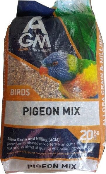 AGM (Allora) Pigeon Mix 20kg