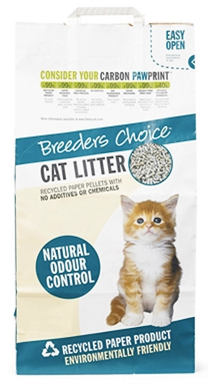 Breeders Choice Cat Litter.....from