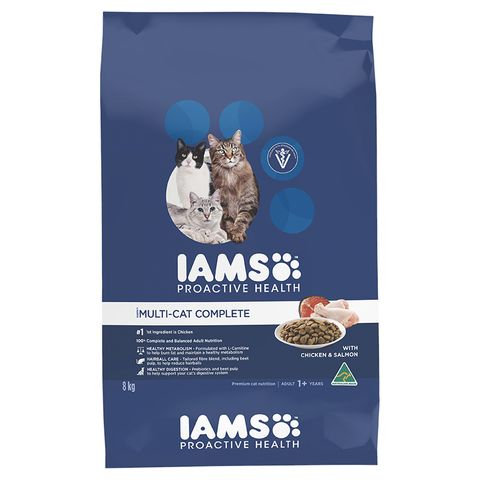 IAMS Multi Cat Complete.....from