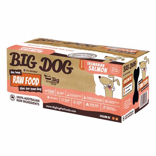 Big Dog BARF for Dogs - Tasmanian Salmon