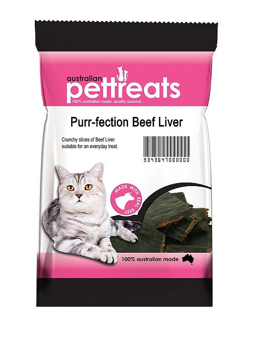Purrfection Treats 60g - Various Flavours
