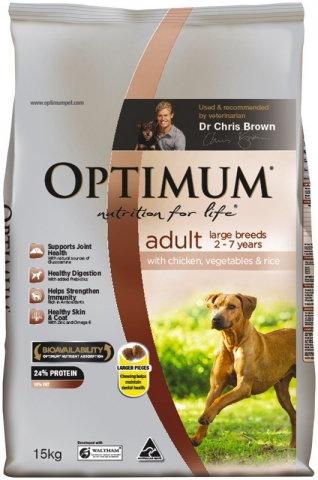 Optimum Adult Large Breed 15kg