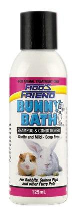 Fido's Bunny Bath Shampoo/Conditioner 125ml