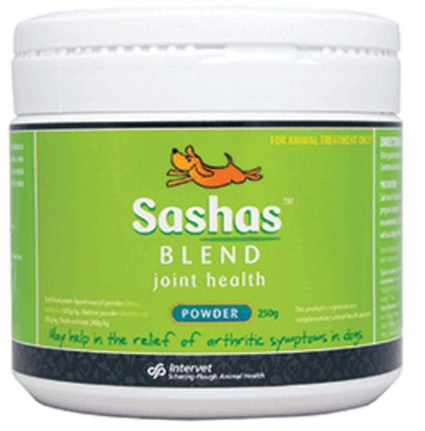Sashas Blend 250g