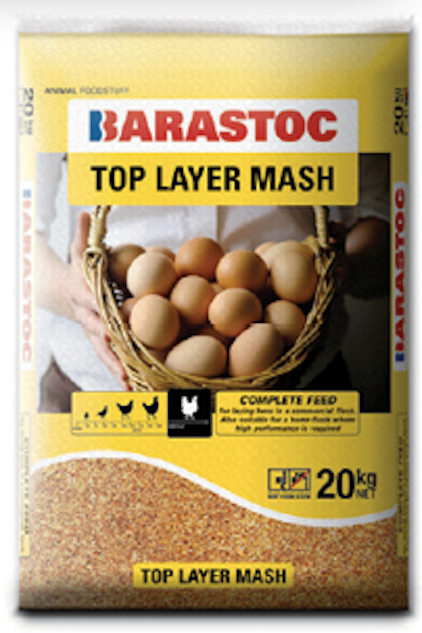 Barastoc Top Layer Mash 20kg