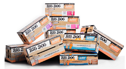 Big Dog BARF for Cats - 2 Flavours