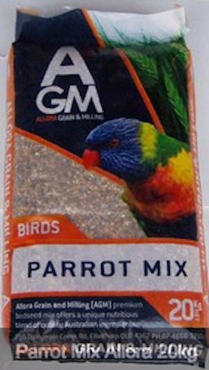Allora Parrot Mix 20kg