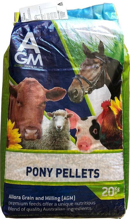 AGM (Allora) Pony Pellets 20kg