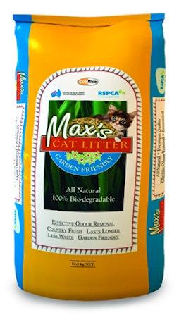 Coprice Max's Cat Pet Litter 12.5kg