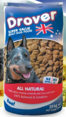 CopRice Drover Dog 20kg