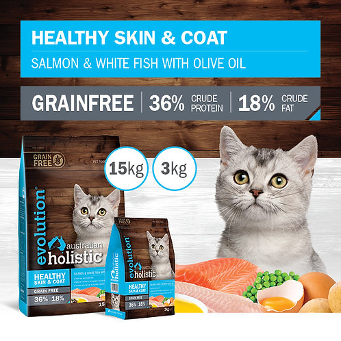 """EVOLUTION Holistic """"Healthy Skin & Coat"""".....from"""