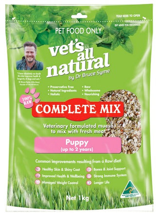 VAN Complete Mix Puppy.....from