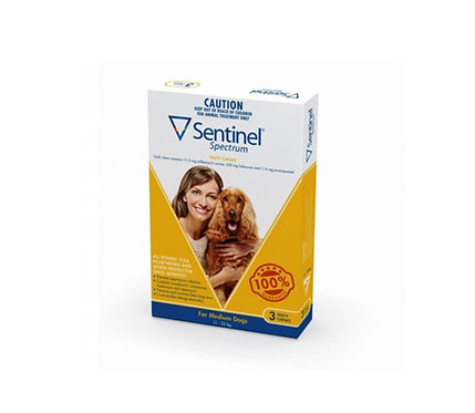 Sentinel Spectrum (11-22kg) Yellow.....from