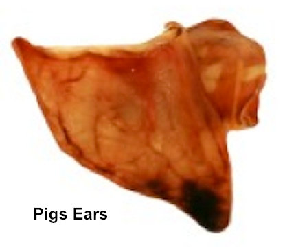 Pig Ears.....from