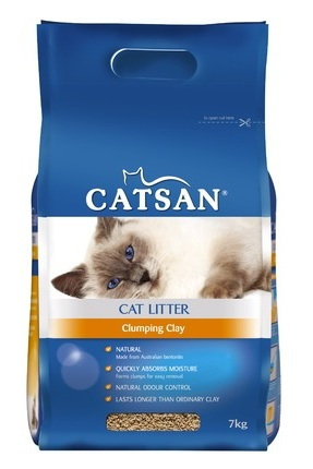 Catsan Ultra Litter.....from