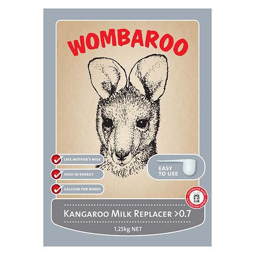 Wombaroo Kangaroo Milk >0.7  1.25kg