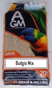 AGM (Allora) Budgie Mix 20kg