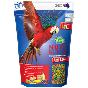 Vetafarm Nutriblend Pellets (Large).....from