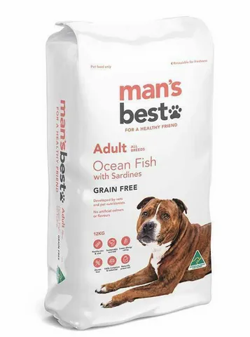 Man's Best Adult Ocean Fish (GF).....from