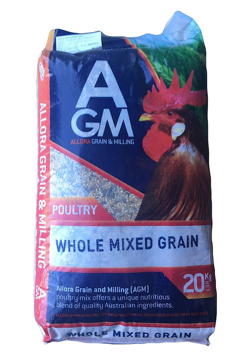 AGM Whole Mixed Grain 20kg