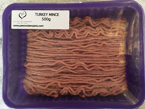 Premium Turkey Mince 500g
