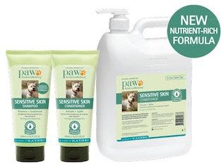 PAW Sensitive Skin Shampoo.....from