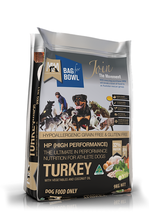 Meals for Mutts High Preformance (GF).....from