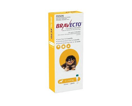 Bravecto Spot-On Dog
