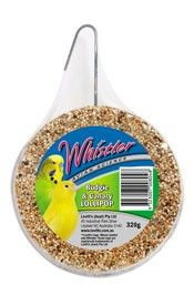 Whistler Budgie & Canary Lollipop 320g