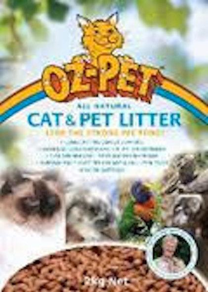 Oz Pet Pellets.....from