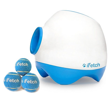 iFetch Too Automatic Ball Launcher