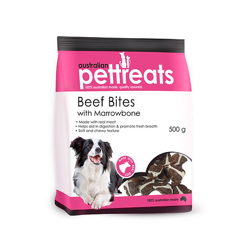 Beef Bites w/ Marrowbone.....from