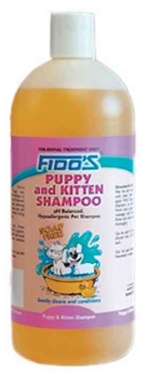 Fido's Puppy & Kitten Shampoo 500ml