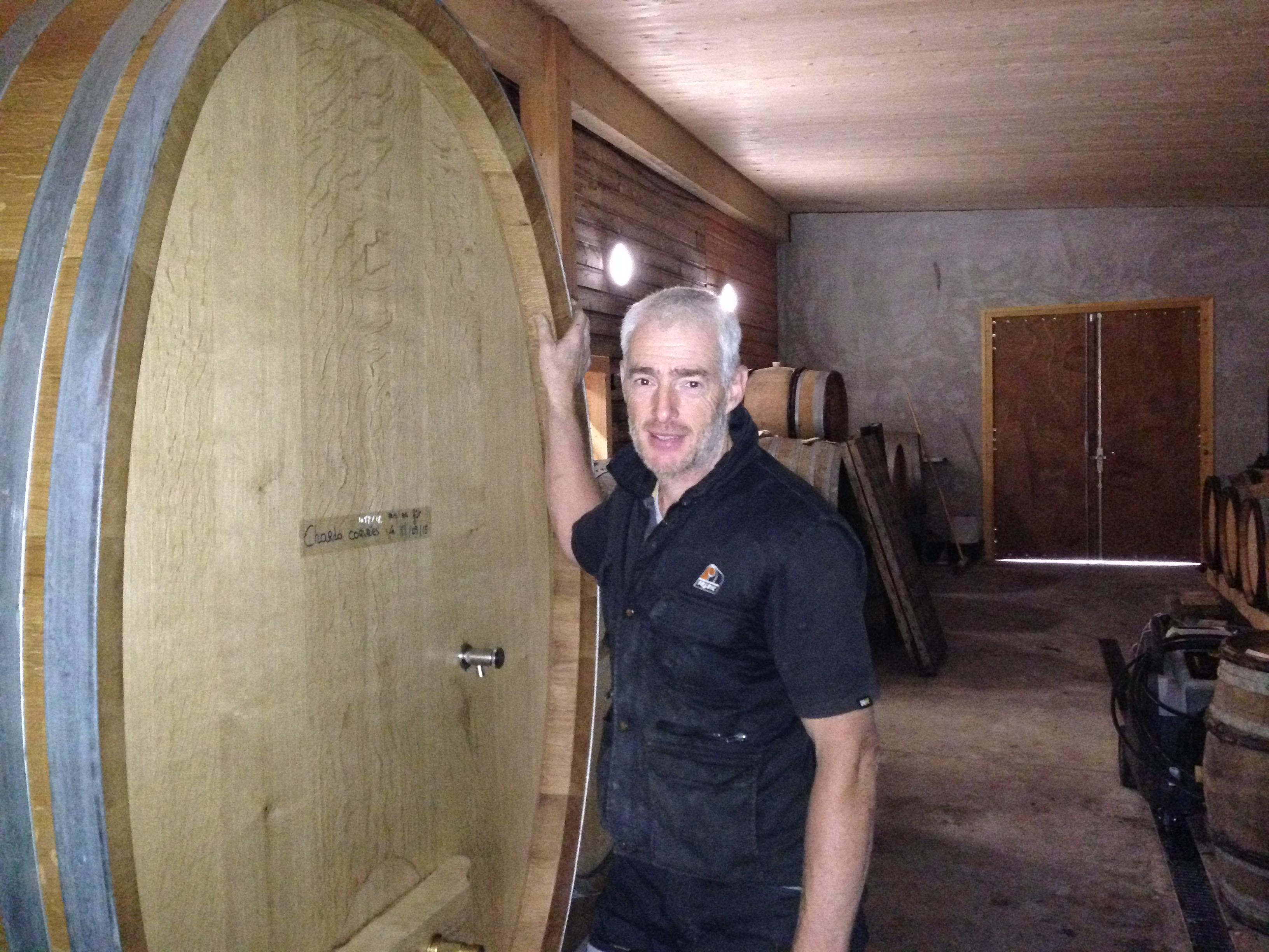 AJ Morin, Domaine de la Touriaze