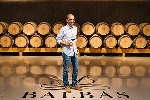 Bodegas Balbas winemaker