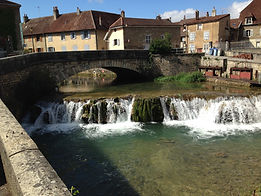 Arbois, La Jura, France Home of Domaine de la Touraize