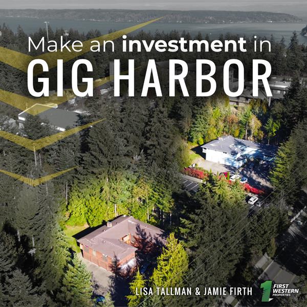Gig Harbor - MultiFamily For Sale - Inst