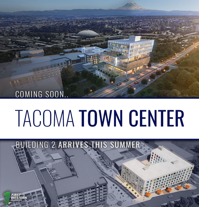 Tacoma Town Center - Coming Soon - Insta