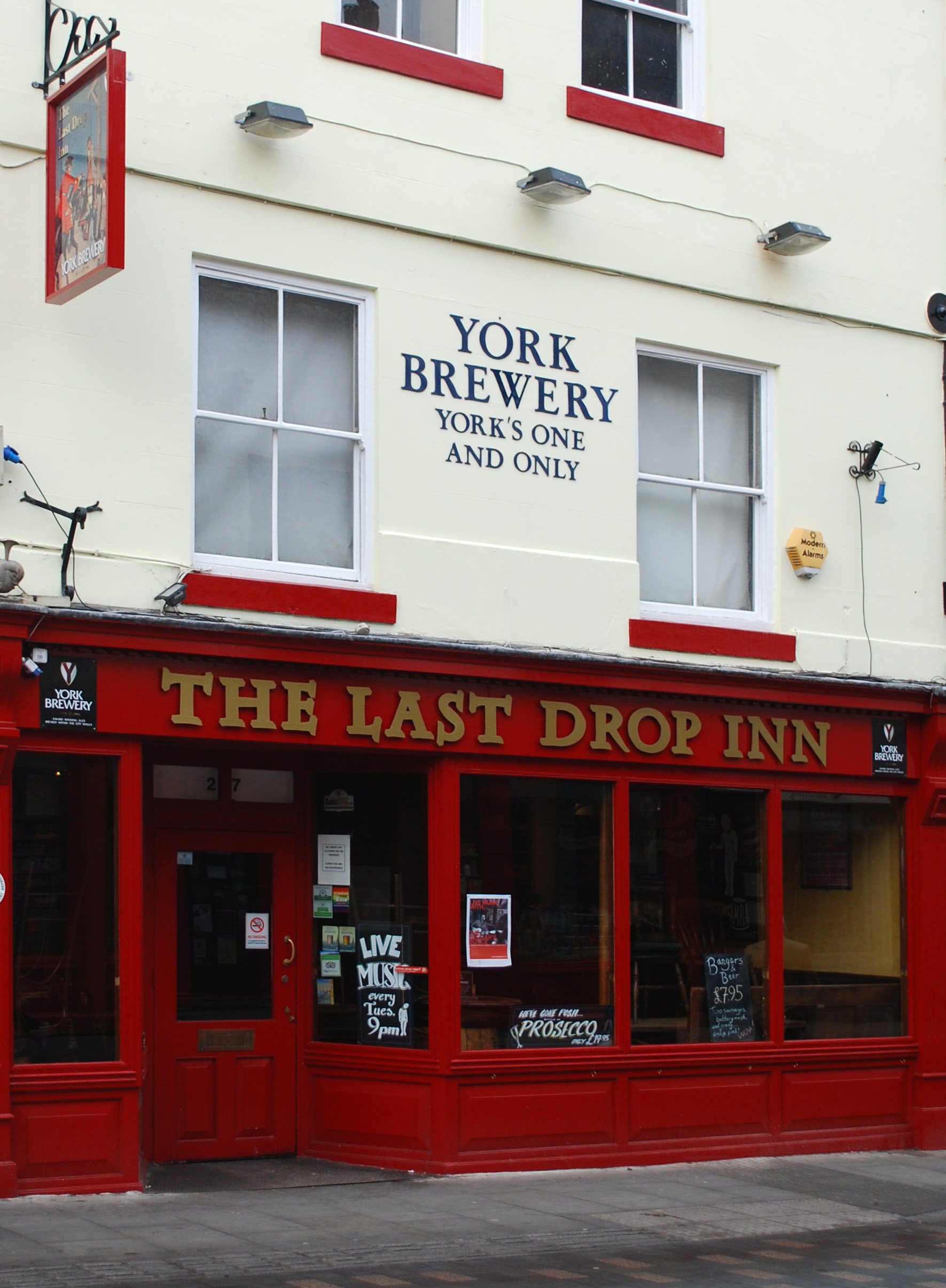 The Last Drop Inn York