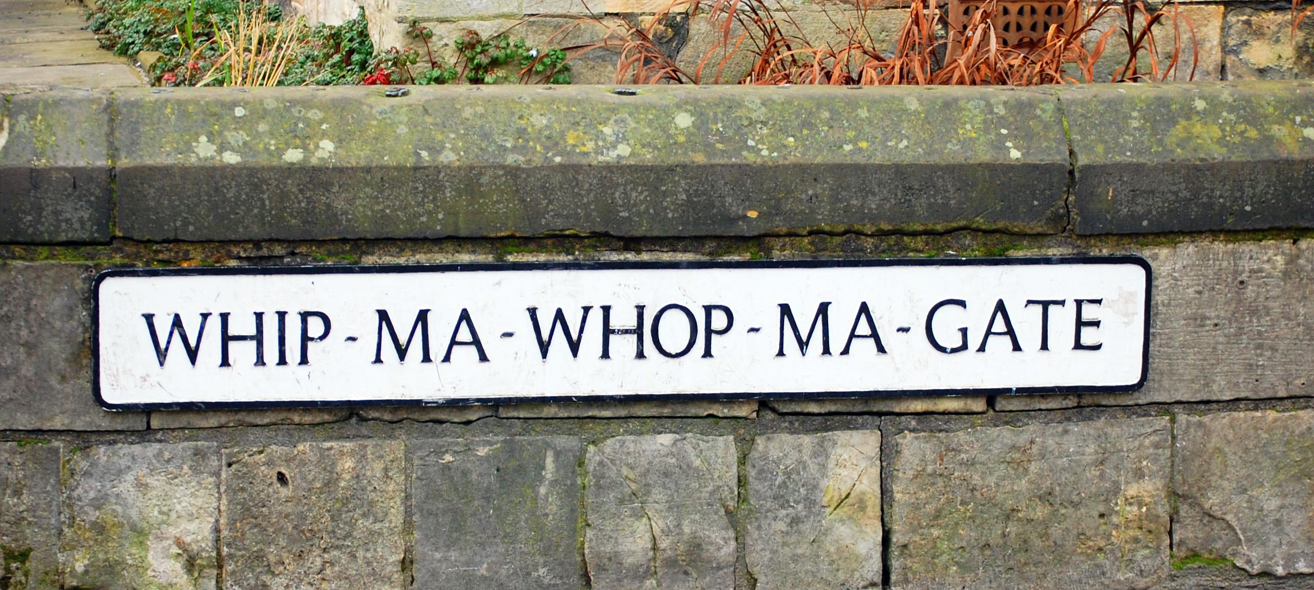 whip ma whop ma gate