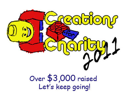 Over $3,000 raised as of 11/12/11